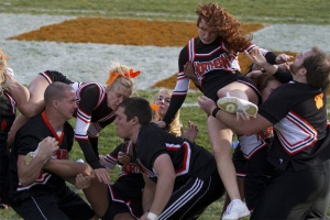 Cheerleader Fall