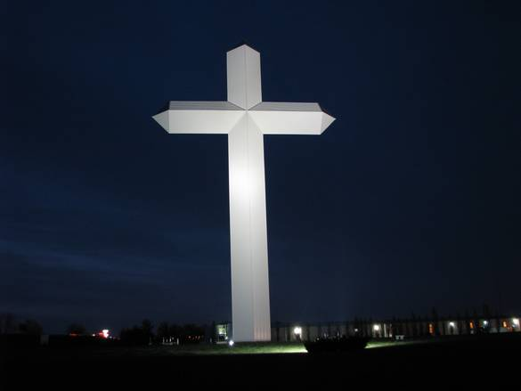 Huge Cross